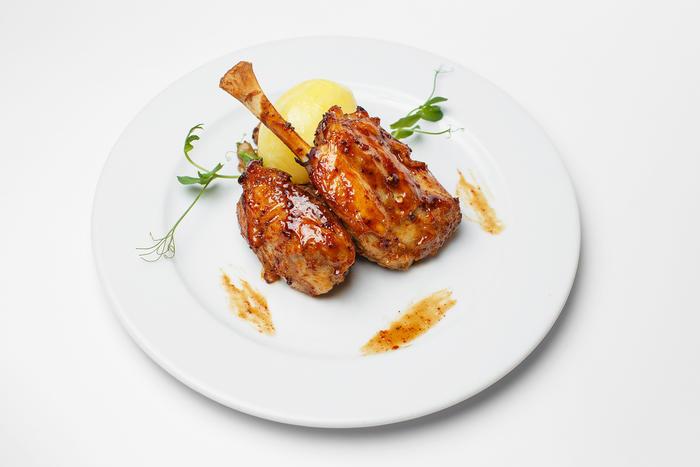 Caesar's menu