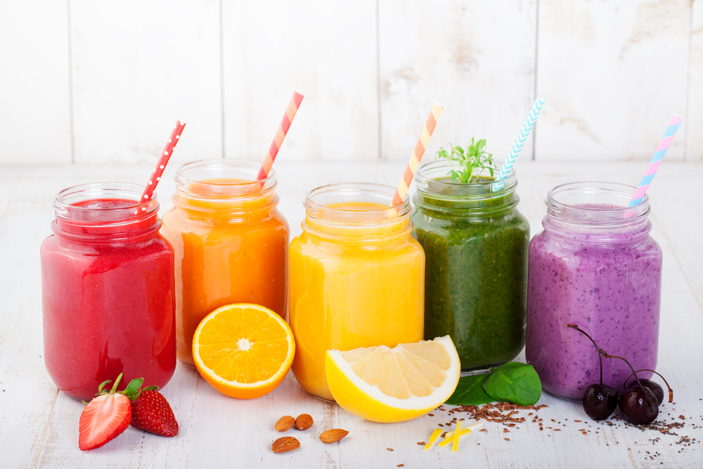 7 Super Easy Smoothie Recipes To Boost Immune