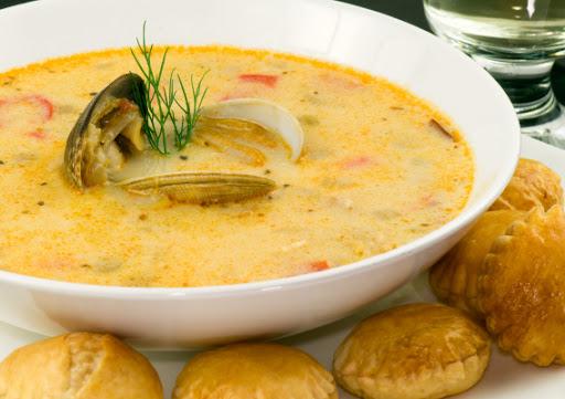 Easy and Aphrodisiac Seafood Soup Recipe