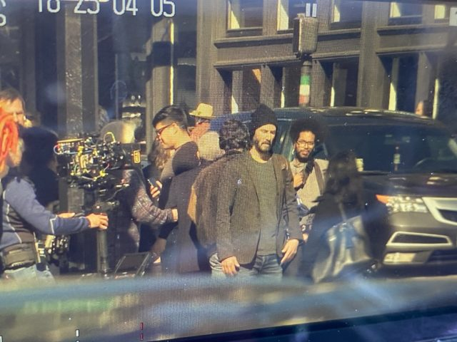 """Matrix 4"": photos and videos from the filming location, cast and release date 36"