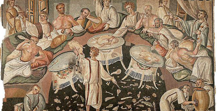 What Did They Eat In Ancient Rome (thrilling Caesar's menu and Caesar's recipes for our days) 37