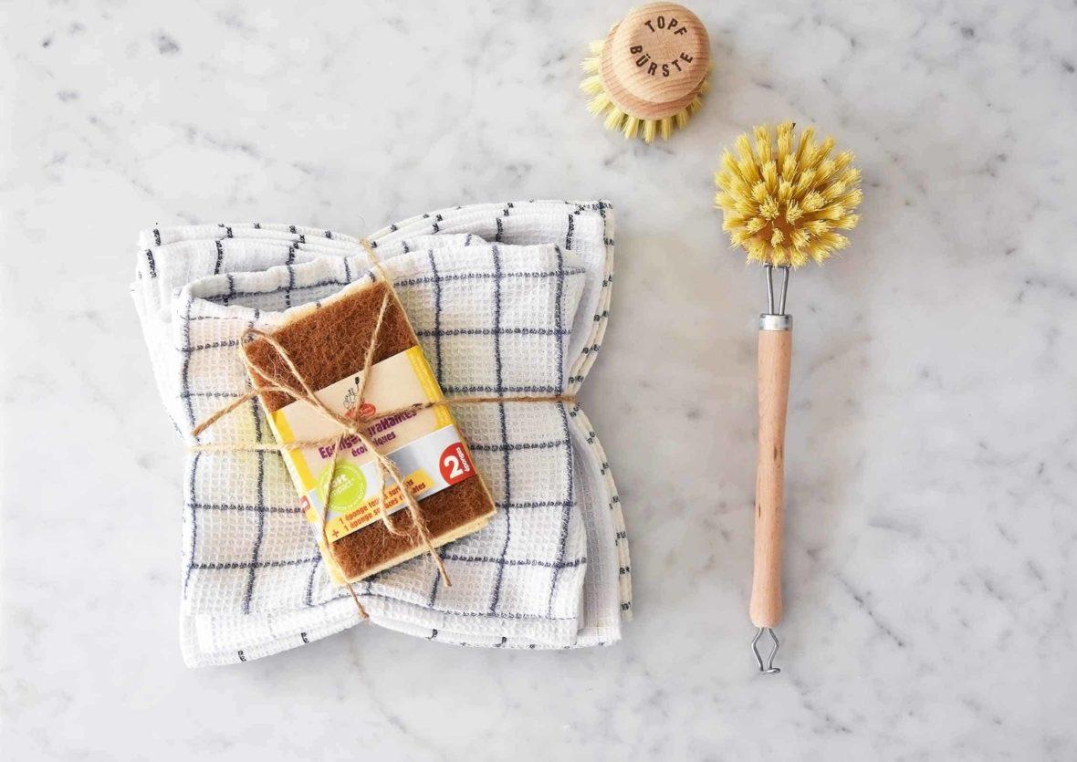 Eco friendly kitchen utensils