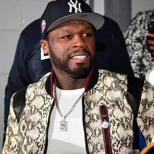 50 Cent recommends treating coronavirus with regular sex