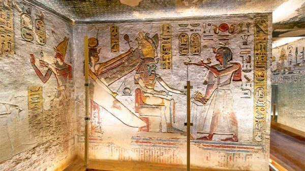 Egypt launches free online trips to tombs and other greatest attractions 57