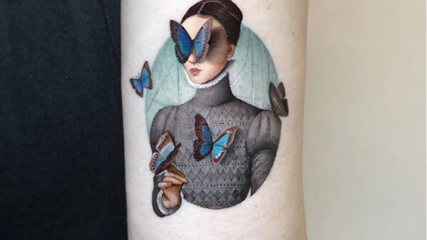 10+ Photos of beautiful tattoos for those who urgently need ideas 67