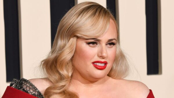 "The very thinner Rebel Wilson -star of the Oscar-winning film ""Jojo's Rabbit"" danced under the main hit of Britney Spears 23"