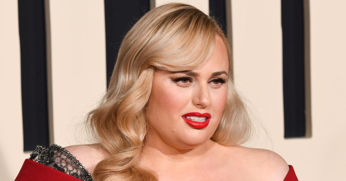 "The very thinner Rebel Wilson -star of the Oscar-winning film ""Jojo's Rabbit"" danced under the main hit of Britney Spears 36"