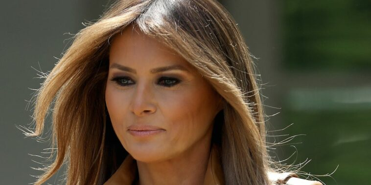 Melania Trump's smoothie reduces appetite and craving for sweets. Turbocharge! 36