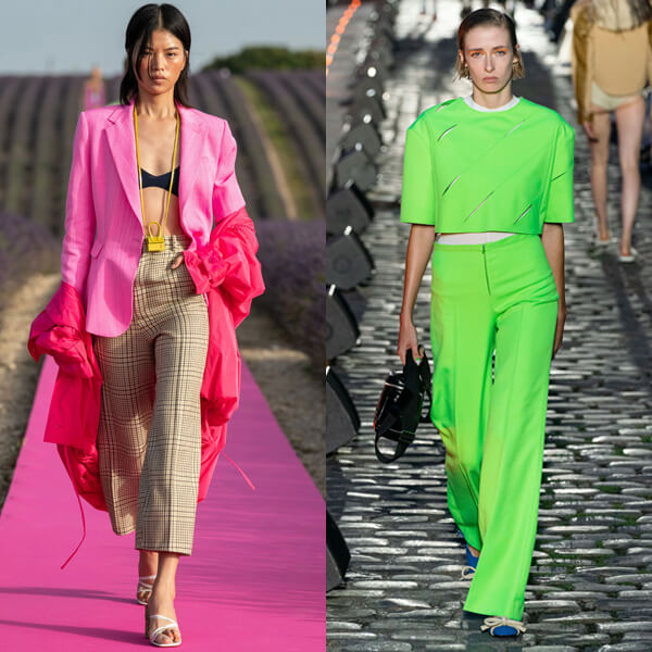 Neon, Romance And School Style - 3 Fashion Trends Summer 2020 To Which We Will Be Attracted After Isolation