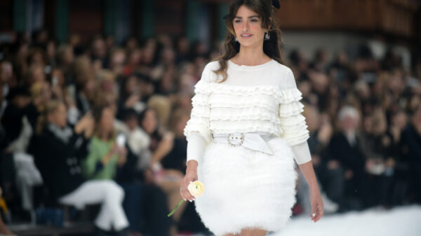 Penelope Cruz's best Chanel Outfits 63