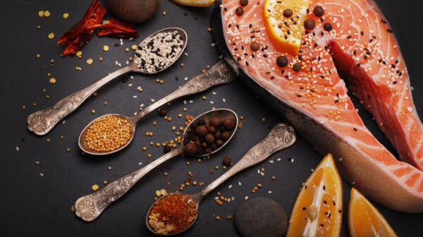 Pudding, Pancakes and Salmon: Cooking with amazing Chia Seeds 6