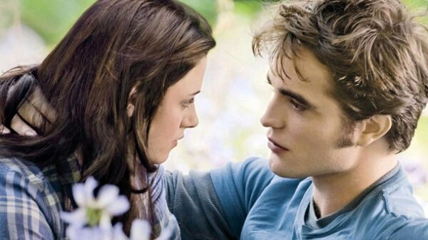The author of Twilight is releasing a new book on the history of Bella and Edward 30