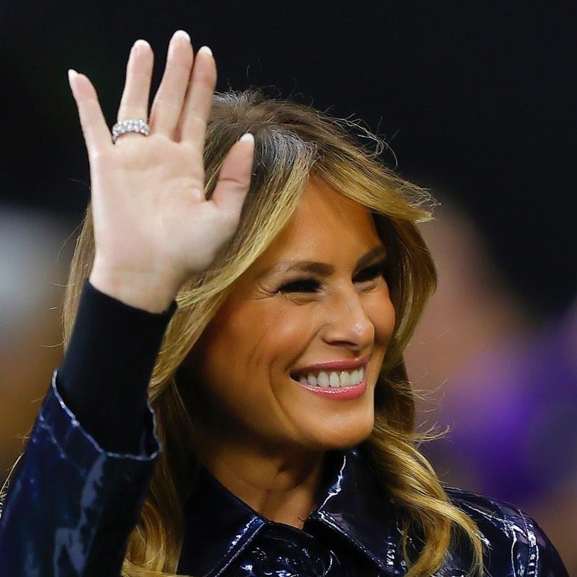Melania Trump's Smoothie