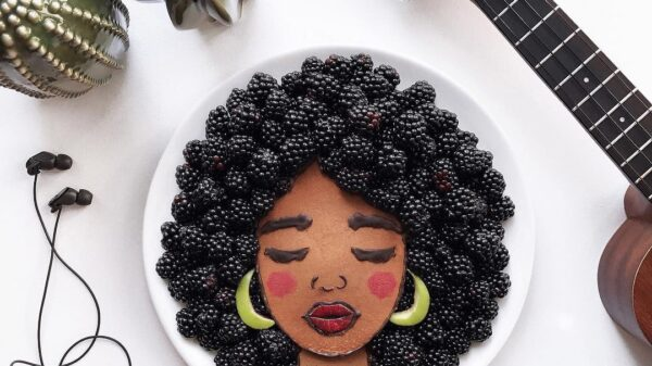 Amazing Food art! Check Out Unique edible paintings 29