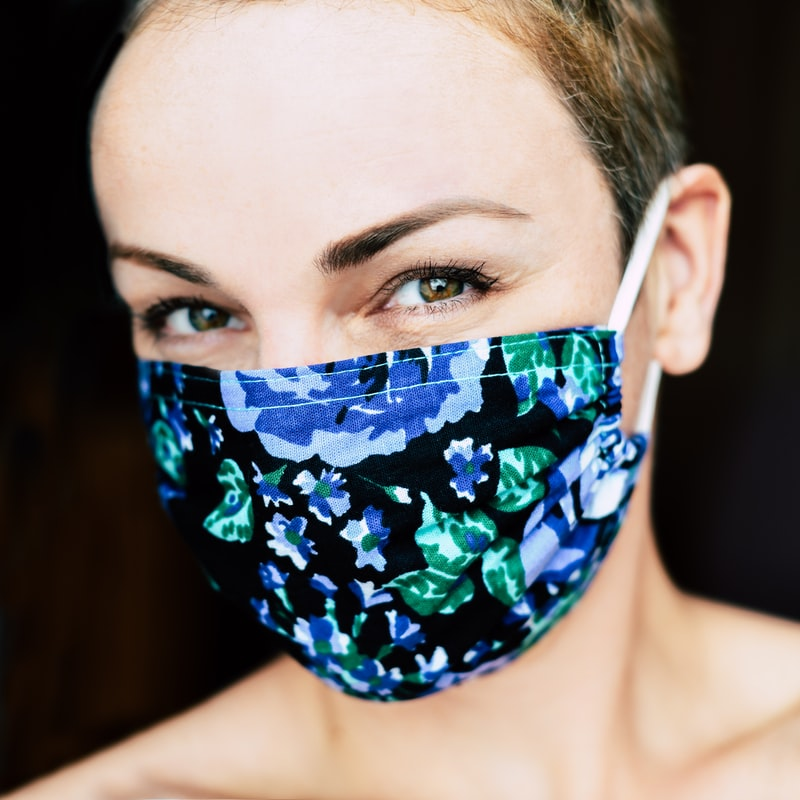 Mask, headscarf and bandana are Summer fashion accessories you need Definitely! 36