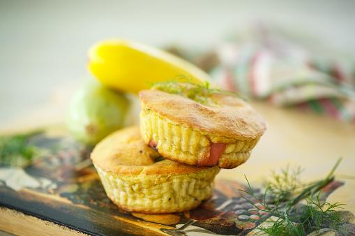 Zucchini Muffins Recipe
