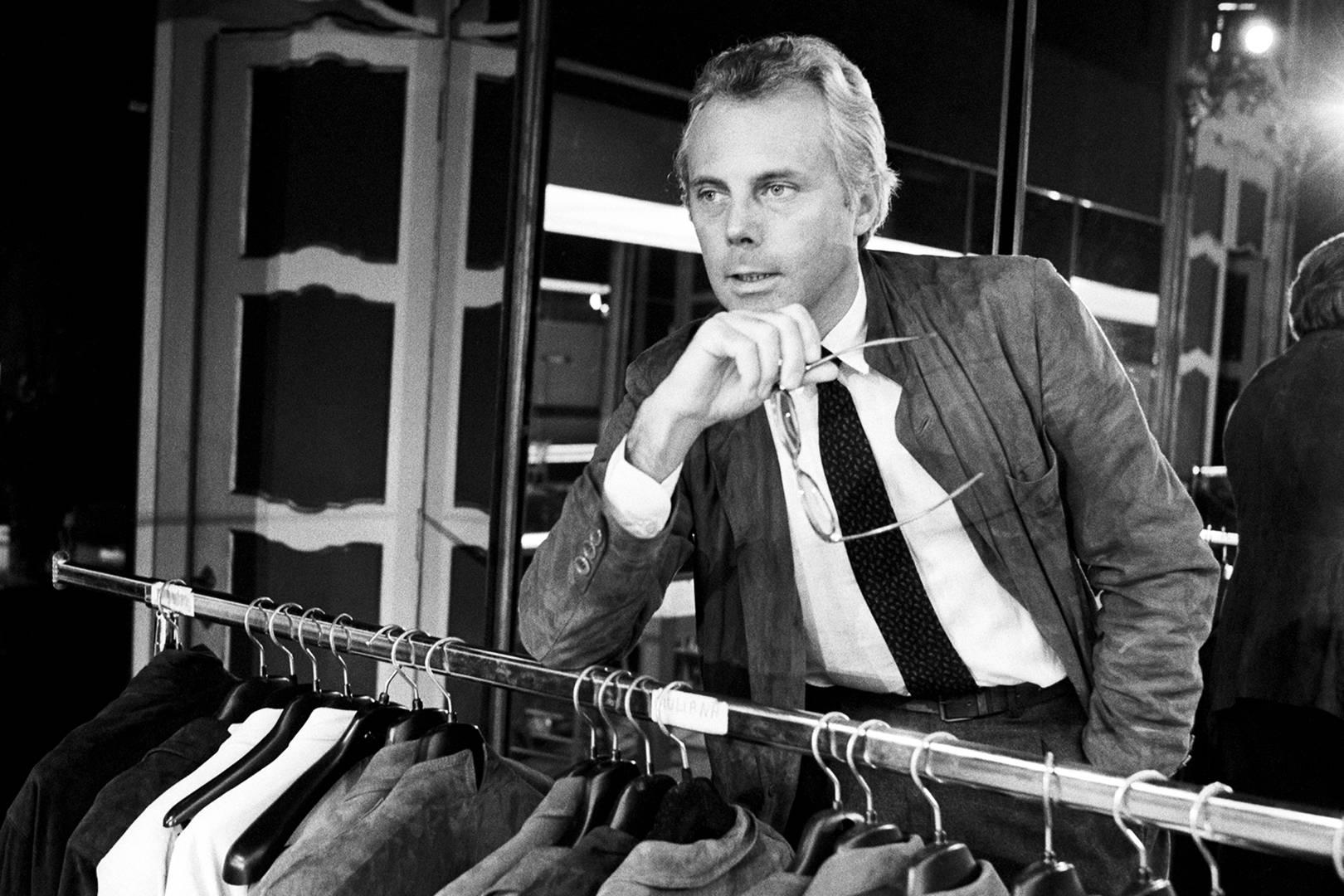 7 facts about Armani, the legendary Italian Brand by Giorgio Armani 36