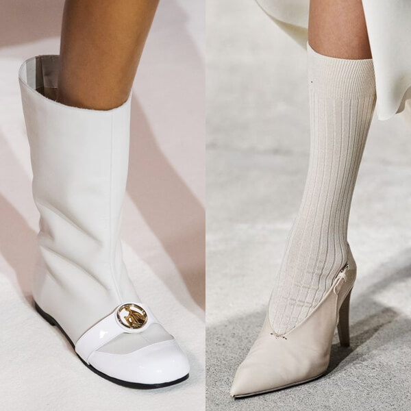 Fall 2020 shoe trends: there is no limit to surprise