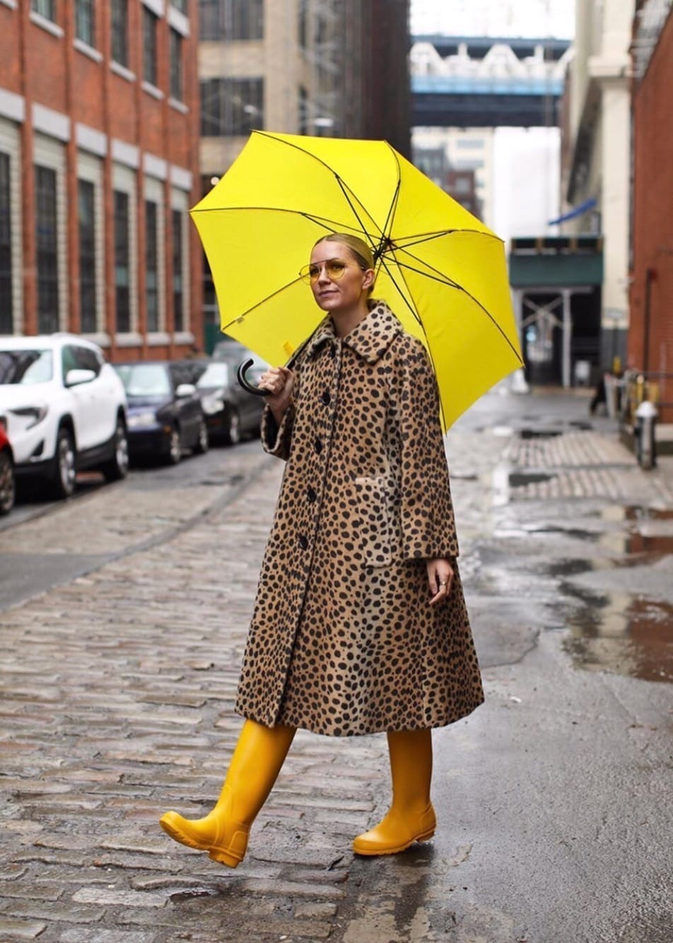 What To Wear In The Rain