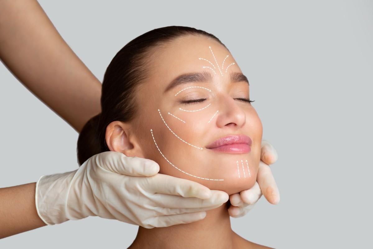 Facial Massage Lines