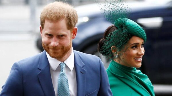 Prince Harry with Meghan Markle and 5 more strong Celebrity couples incompatible by horoscope 46