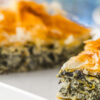 Surprise Friends with filo dough spinach pie Recipe 45