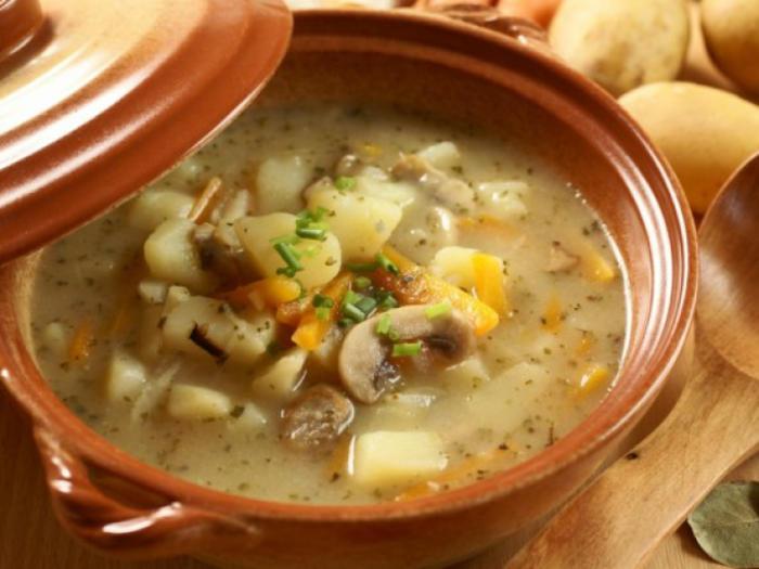 Soups That Energize