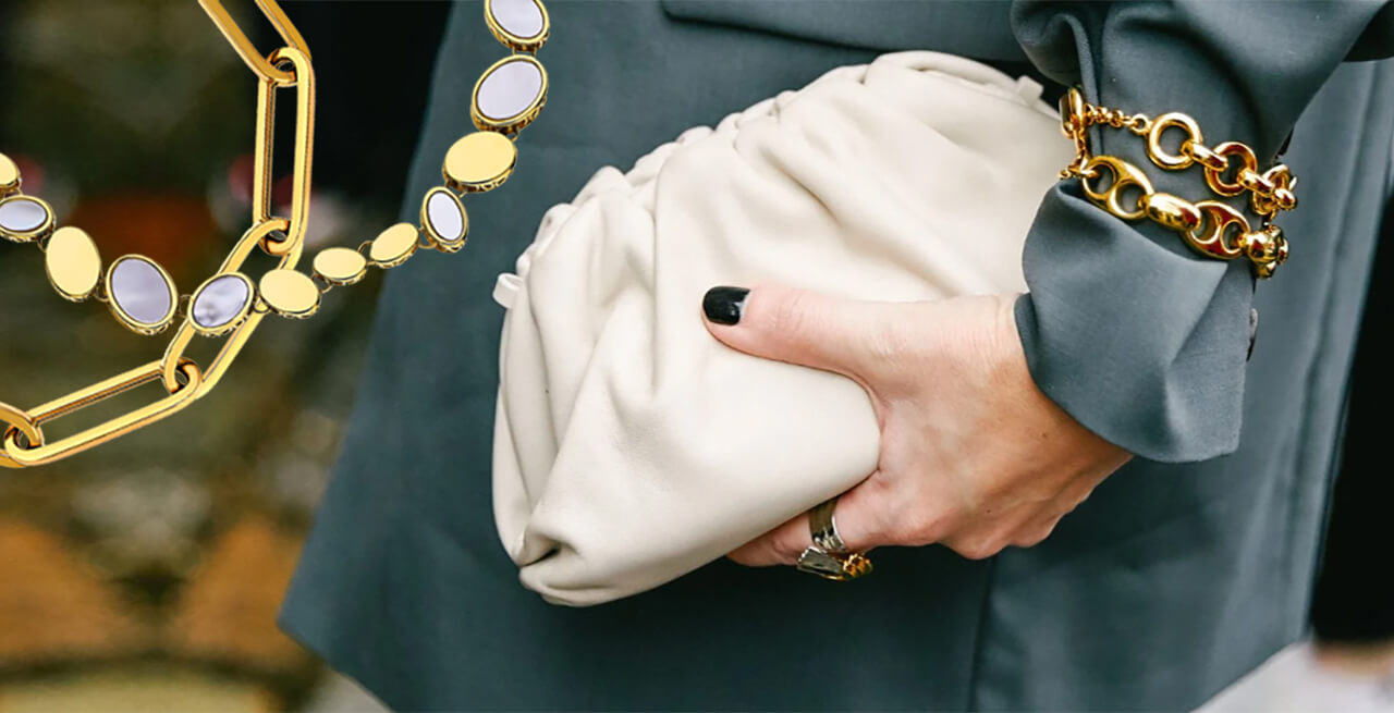 wearing bracelets over clothes is a new Fall 2020 Fashion Trend you should try! 36