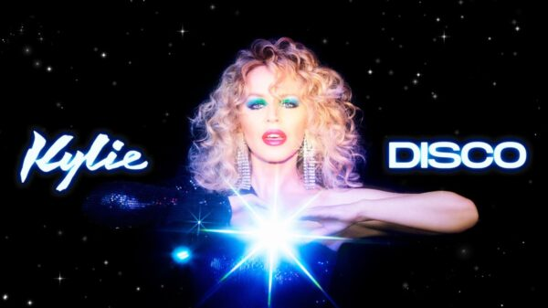 Kylie Minogue has released a new album Disco 27
