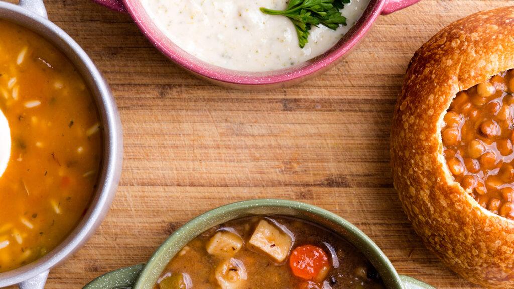 TOP 5 delicious soups that energize 38