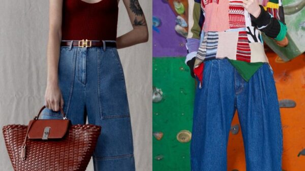 How to wear Brilliant flare Jeans! the most fashionable silhouette of 2020 54