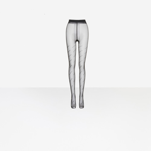 Balenciaga high heel tights, baby rings and other fun accessories