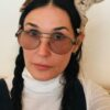 Demi Moore shocked fans with her joker style plastic surgery 56